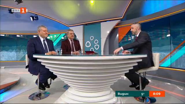 Националните интереси в енергетиката - коментар на Румен Петков и Румен Христов