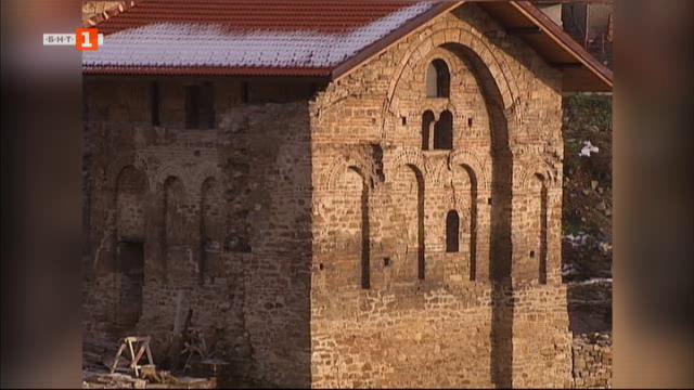 Разказ за църквата  Св. четиридесет мъченици във Велико Търново