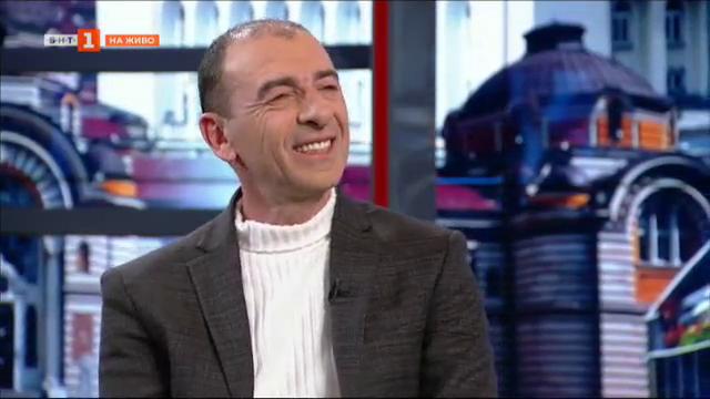 Димитър Маринов: Целият ми живот е една нереална история