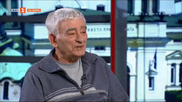 Актьорът Иван Налбантов - легенда на сцената