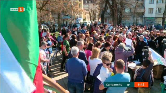 """Поголовна сеч на дървета разбуни жителите на район """"Северен"""" в Пловдив"""
