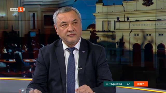 В. Симеонов: Сделката с дълга на Главното мюфтийстово е между Борисов и Доган