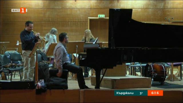 Концерт от творби на Панчо Владигеров в Шумен