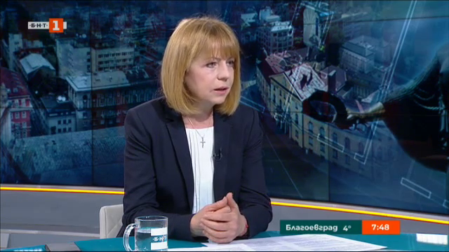 Йорданка Фандъкова: Има проблем с недостига на шофьори и ватмани