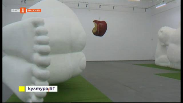 Изложба на Павел Койчев в галерия Райко Алексиев