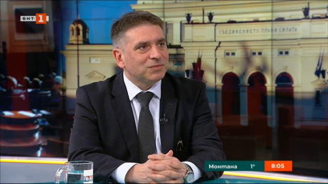 Данаил Кирилов: В ЦИК ГЕРБ няма да има мнозинство