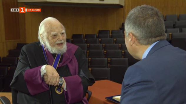 Почина проф. Николаос Муцопулос - археологът, открил костите на цар Самуил