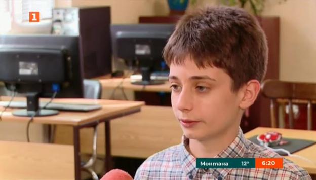11-годишният Димитър от Асеновград вече е студент по програмиране