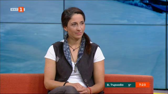 Мария Киркова: Оставам в спорта и целта ми е да помогна на по-младите