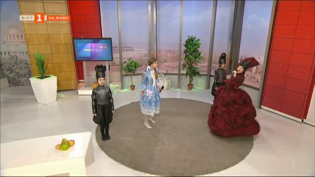 Мюзикълът Алиса в Огледалния свят за пръв път в България