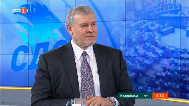 Румен Христов: Жозеф Дол беше катализаторът на срещата между СДС и ГЕРБ