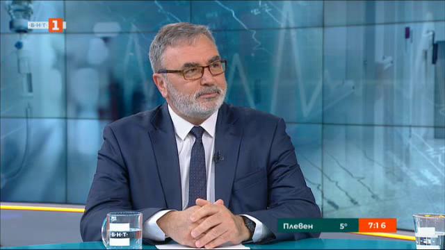 Д-р Кунчев: В здравеопазването липсата на кадри започва да става водещ проблем