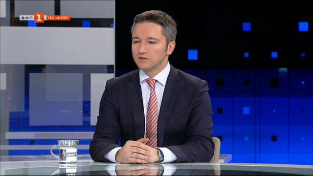 Вигенин: За нас предсрочните избори са решение на проблемите на страната