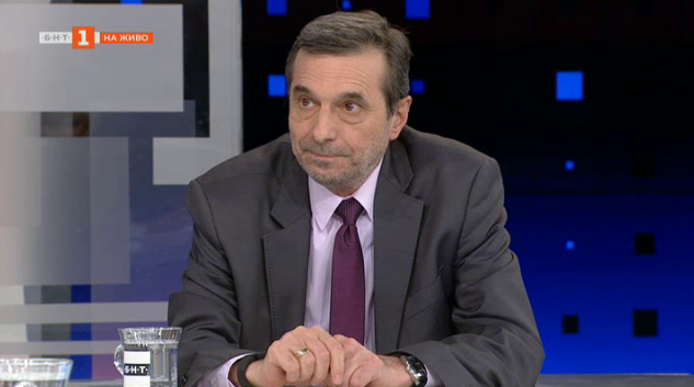"""Димитър Манолов: КТ """"Подкрепа"""" няма да участва в евроизборите"""
