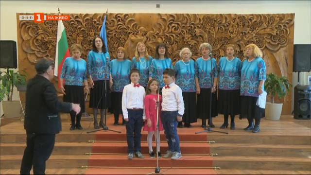 Великденски концерт на Радо Шоу и неговите вокални групи