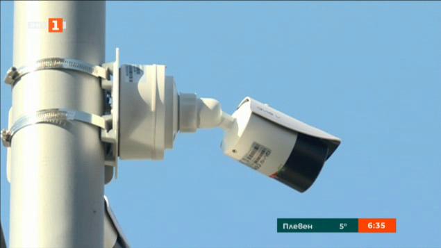 Система за видеонаблюдение в Благоевград
