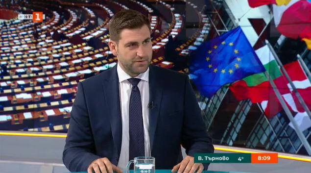 Андрей Новаков: Ще работим за поне 8 членове на ЕП от нашето обединение със СДС