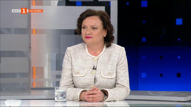 Ивелина Василева: Ние сме екип, ние сме отбор