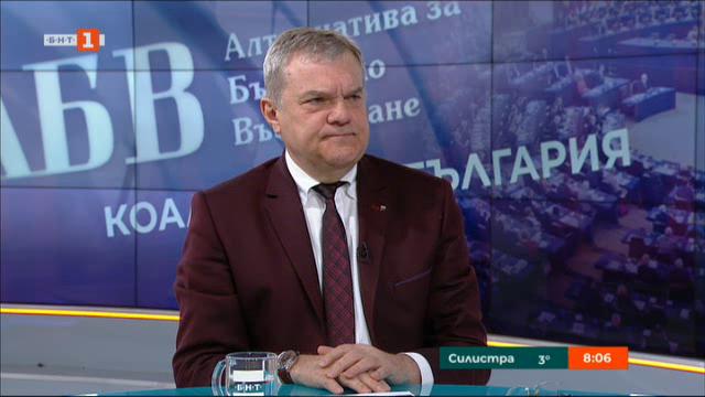 Румен Петков: Коалиция за България тръгва към евровота с ясни политики