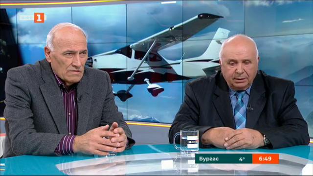 Ангел Борисов: Възможно е двигателят на самолета да е отказал