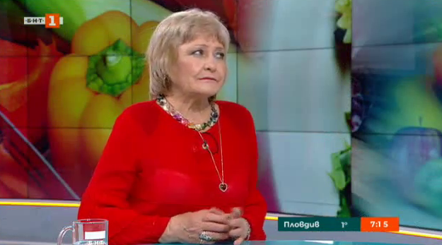 Проф. Байкова: Хранителните ни навици рефлектират върху нашето здраве