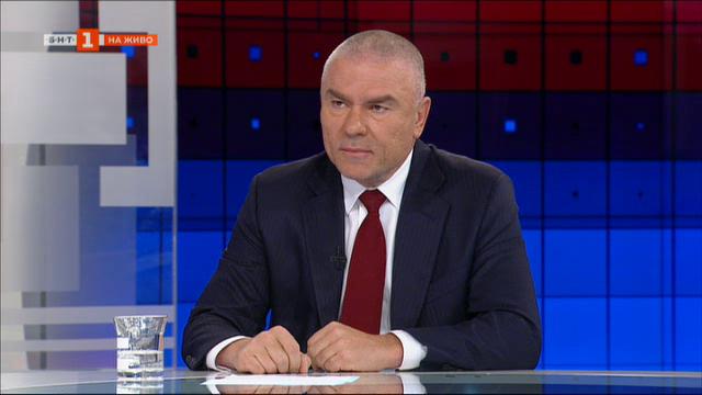 Веселин Марешки: За нас България и българският народ са преди всичко