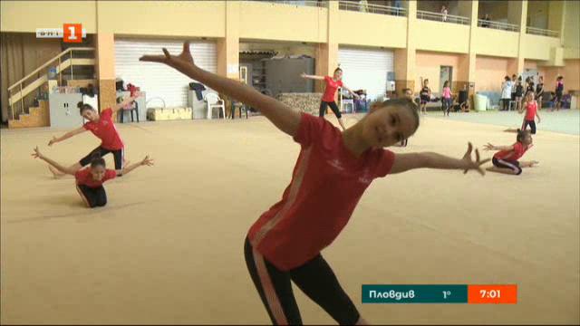 Състезателки по естетическа гимнастика търсят средства за участие на Световното