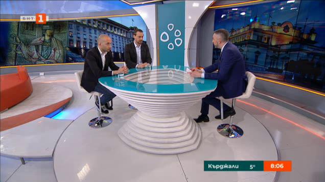 Димитър Ганев: Имотният регистър ще се превърне в новите досиета на ДС
