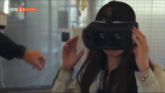 VR технологиите в медицината