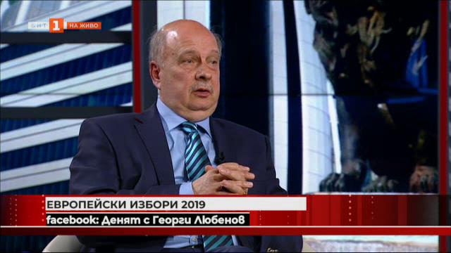 Прегръдката между ГЕРБ и СДС - депутатът Георги Марков