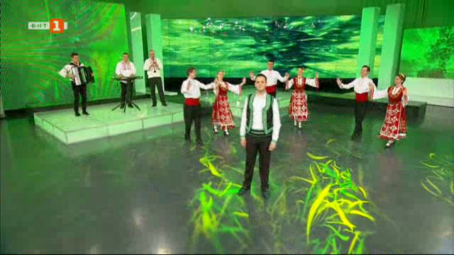 Представителен танцов ансамбъл Детелини – град Павел баня