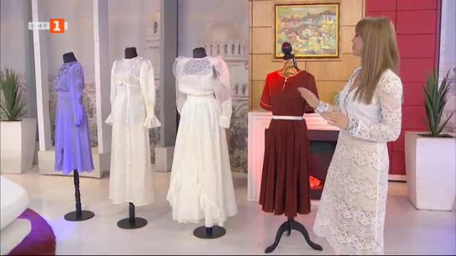 Бални рокли от соца и какво означава комсомолски брак