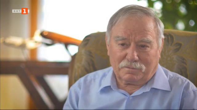 Българският космонавт Георги Иванов пред БНТ