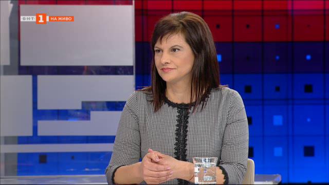 Даниела Дариткова: Поведението на ГЕРБ е последователно и политически коректно
