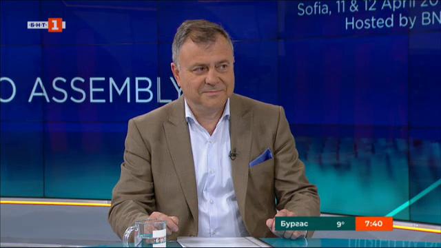 Александър Велев: Радиото се стреми да спечели младата аудитория