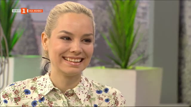 Ива Янкулова-YVA – актриса, модел, а вече и музикант