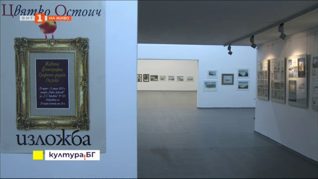 Изложба на Цвятко Остоич в галерия Райко Алексиев
