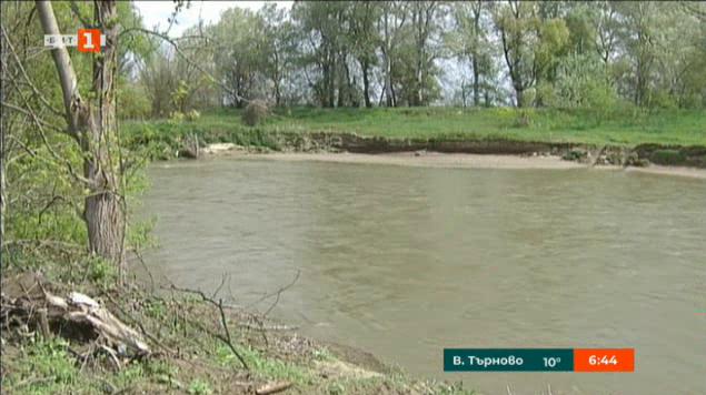 Нови опасни участъци по поречието на река Чая