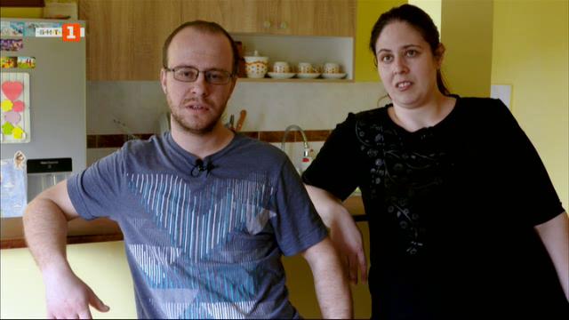 Бързо, лесно, вкусно: Новодомците Георги, Деница и трите им деца