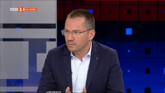 Между Брюксел и София - евродепутатът Ангел Джамбазки