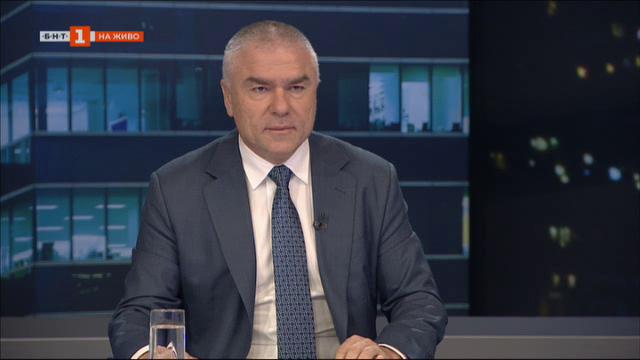 Веселин Марешки: Воля е алтернативата на всички, а не опозиция