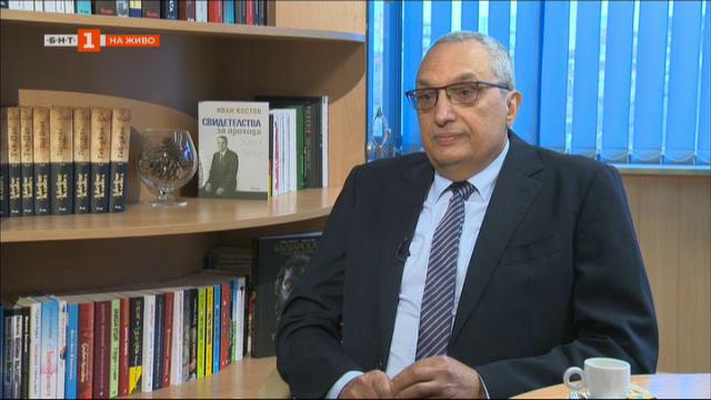 И. Костов: Свидетелствам и защитавам направеното от страната по пътя на прехода
