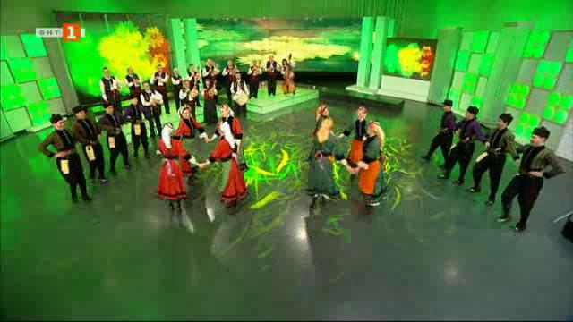 """Националния фолклорен ансамбъл """"Филип Кутев"""""""