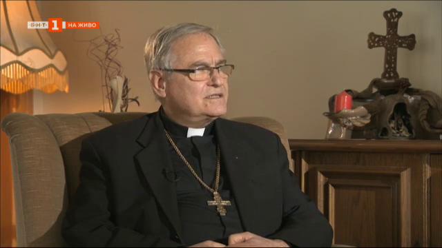 Епископ Христо Пройков за посещението на папа Франциск