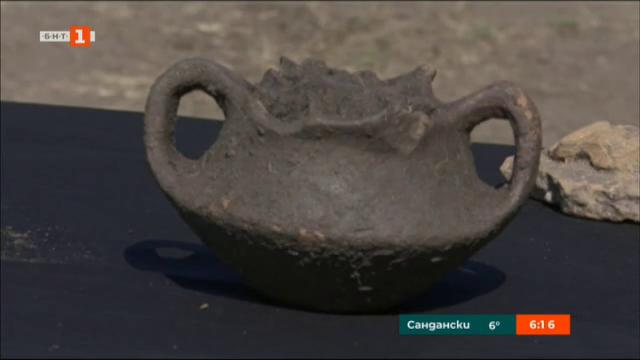 Следи от селище на 8000 години