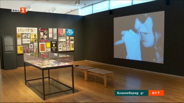 Изложба на пънка в Ню Йорк