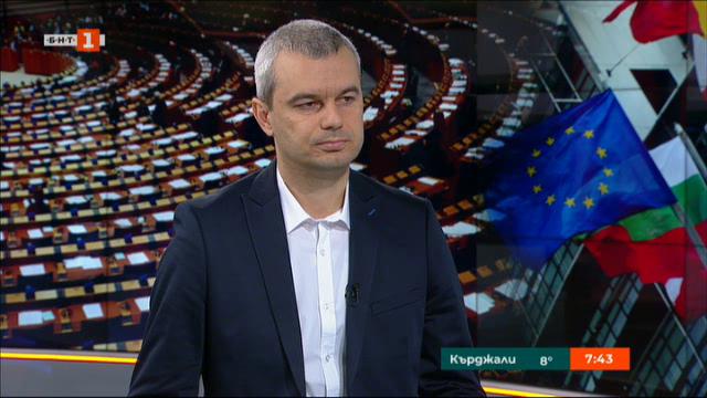 К. Костадинов: Хората, които ще изпратим в ЕП, ще са на първо място българи