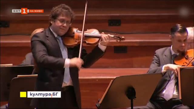 Веско Пантелеев-Ешкенази и Мартин Пантелеев със съвместен концерт