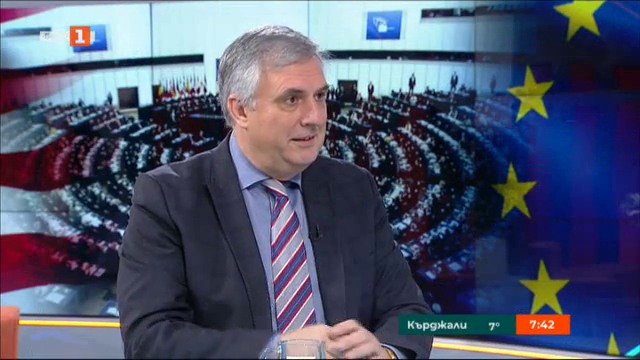 Калфин: Евродепутатите във Великобритания ще бъдат евроскпетични