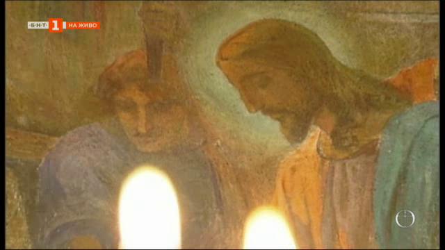 Предобразът на Възкресението Господне и пътят към Страданието на Спасителя